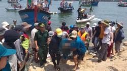 Quảng Nam: Thâu đêm tìm thấy 2 nạn nhân cuối cùng trong vụ chìm ghe