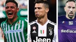 Top 5 cầu thủ trên 35 tuổi đang 'làm mưa làm gió' thế giới bóng đá