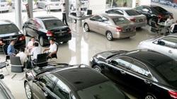 """Đại dịch Covid-19 khiến doanh số ô tô tháng 4 """"lao dốc"""""""