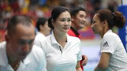Hoa khôi bóng chuyền Kim Huệ bật khóc: Chấn thương nặng, sợ bị lãng quên