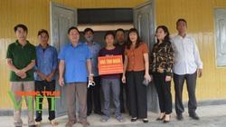 Điện Biên: Niềm vui trong những ngôi nhà mới ở Mường Nhé