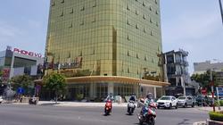 Phạt hành chính chủ các tòa nhà ốp kính vàng ở Đà Nẵng