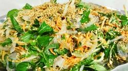 Gỏi sứa mát lành, giải nhiệt cho ngày nắng nóng