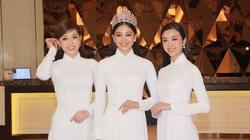 Dàn hoa hậu, á hậu diện áo dài trắng tôn vinh đội ngũ y bác sĩ