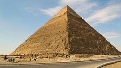 Người Ai Cập cổ đại làm cách nào để vận chuyển đá xây Kim tự tháp?