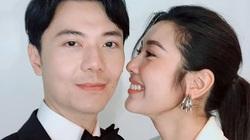 """Á hậu Thúy Vân bị chồng chưa cưới """"bóc phốt"""" ngay trên trang cá nhân"""