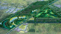 Hà Nội duyệt quy hoạch chi tiết khu nhà vườn sinh thái và sân tập golf Vân Tảo