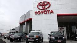 Lợi nhuận của Toyota sụt giảm nặng nề bởi dịch Covid-19