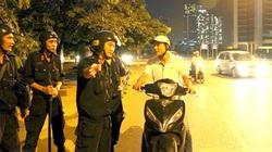 Cảnh sát cơ động được phạt những lỗi giao thông nào?