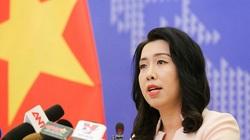"""Người phát ngôn Bộ Ngoại giao trả lời về thông tin """"lo ngại việc bài xích người Trung Quốc"""""""