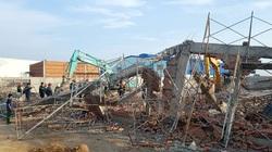 Đồng Nai: Sập công trình xây dựng, 10 người tử vong, nhiều người bị chôn vùi