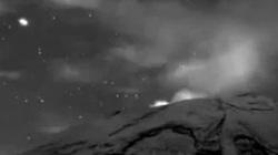 Tìm ra bằng chứng xác định căn cứ của UFO tại một ngọn núi lửa ở Mexico