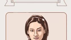 6 nét quý tướng của phụ nữ lộ rõ trên mặt, thần Tài hộ mệnh