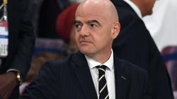 Chủ tịch FIFA gửi lời ngợi ca bóng đá Việt Nam