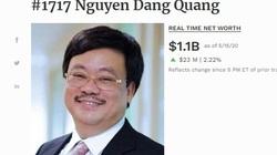 Cổ phiếu tăng giá mạnh, ông chủ Tập đoàn Masan giành lại ngôi tỷ phú USD