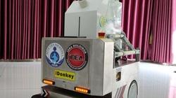 Bệnh viện Nhi Đồng 1 được tặng robot đa năng