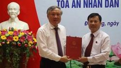 Phó Chánh án TAND Cấp cao tại Đà Nẵng vừa được Chánh án TANDTC Nguyễn Hòa Bình bổ nhiệm là ai?