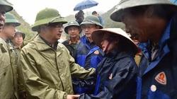 Tổng Bí thư, Chủ tịch nước ghi nhận nỗ lực của lực lượng phòng chống thiên tai