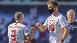 Leipzig bị cầm chân, HLV Nagelsmannthừa nhận ngay 1 điều