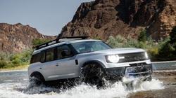 Ford Bronco dời lịch ra mắt sang năm 2021 do ảnh hưởng của dịch Covid-19