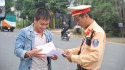 Trường hợp nào được xuất trình bản sao giấy tờ xe khi CSGT kiểm tra?