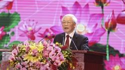 Tổng Bí thư, Chủ tịch nước: Kiên quyết, kiên trì làm trong sạch đội ngũ của Đảng