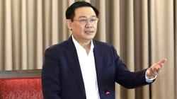 Quốc hội sắp miễn nhiệm chức Phó Thủ tướng của ông Vương Đình Huệ
