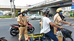 TP.HCM: Xử lý 4.145 phương tiện vi phạm giao thông trong 3 ngày tổng kiểm soát