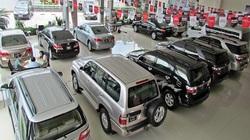 Ô tô nhập khẩu 'lao dốc', giảm mạnh nhất là Indonesia với 81%