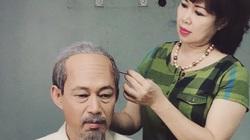 Chuyện người vợ hóa trang nghìn lần cho chồng đóng vai Bác Hồ
