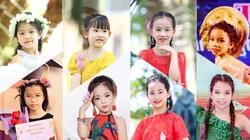8 nàng công chúa nhỏ tài năng đến từ khắp mọi miền Tổ quốc