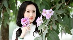 """Tuổi 40, BTV Hoài Anh vẫn mặc áo dài trắng trẻ đẹp """"gây mê"""" người nhìn"""