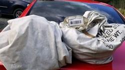 Thấy 2 túi rác giữa đường, tới nhặt phát hiện hơn 23 tỷ đồng bên trong