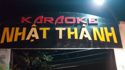 Cháy quán karaoke, lửa, khói đen bao trùm kinh hoàng