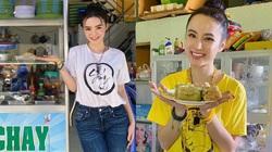 Angela Phương Trinh rời bỏ showbiz, cùng em gái đi bán cơm chay
