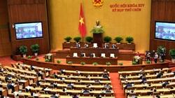 """Tuần làm việc thứ 2 Kỳ họp Quốc hội """"đặc biệt"""": Bà Lê Thị Nga báo cáo gì?"""