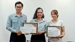 Trao giải xuất sắc tháng 4/2020 cuộc thi Làm báo cùng Dân Việt