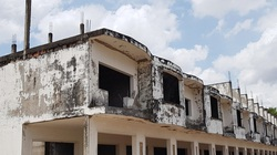 Nhiều căn nhà bỏ hoang trong khu dân cư của đại gia Sóc Trăng