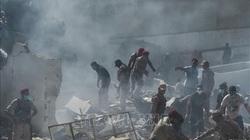 Nóng: Có hành khách sống sót vụ rơi máy bay chở gần 100 khách ở Pakistan