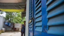 ẢNH-CLIP: Khu nhà bị cách ly của người bán hàng rong ở Bạc Liêu