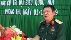 Tướng Đặng Ngọc Nghĩa: Có nghe thông tin người TQ nhờ đứng tên để mua đất khu vực trọng yếu