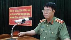 Thượng tướng Bùi Văn Nam thôi giữ chức danh Thủ trưởng Cơ quan An ninh điều tra Bộ Công an