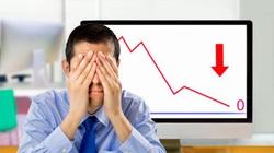 Thị trường chứng khoán thế giới: Áp lực cho nhà đầu tư