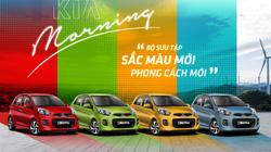 Đa dạng phong cách cùng bộ sưu tập màu mới của Kia Morning