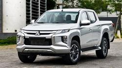 Mitsubishi Triton xả hàng tồn, giảm giá lên tới gần 140 triệu