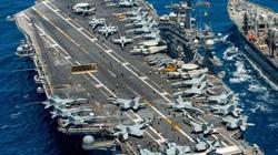"""Loại bớt tàu sân bay, Hải quân Mỹ sẽ dùng gì để """"giữ vững sức mạnh""""?"""