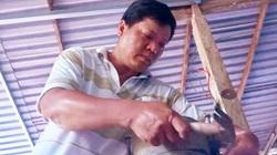 An Giang: Thầy giáo sáng chế máy nén thức ăn chăn nuôi siêu rẻ khiến nông dân mê tít