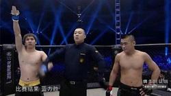 Sốc: Cao thủ Thiếu Lâm bị võ sỹ MMA đấm gục nhanh không tưởng