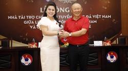 Vì sao King Coffee của bà Lê Hoàng Diệp Thảo đồng hành cùng ĐTQG Việt Nam?