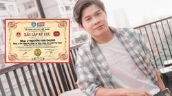"""Nhạc sĩ Nguyễn Văn Chung lập kỷ lục sáng tác 300 bài hát thiếu nhi sau """"Nhật ký của mẹ"""" nổi tiếng thế giới"""
